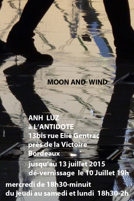 affiche exposition Moon and Wind
